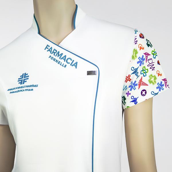 uniformes para clínicas