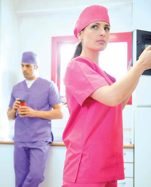 Uniformes para cl nicas uniformes sanitarios - Uniformes sanitarios modernos ...